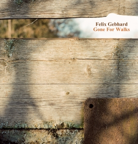 Gone For Walks main cover